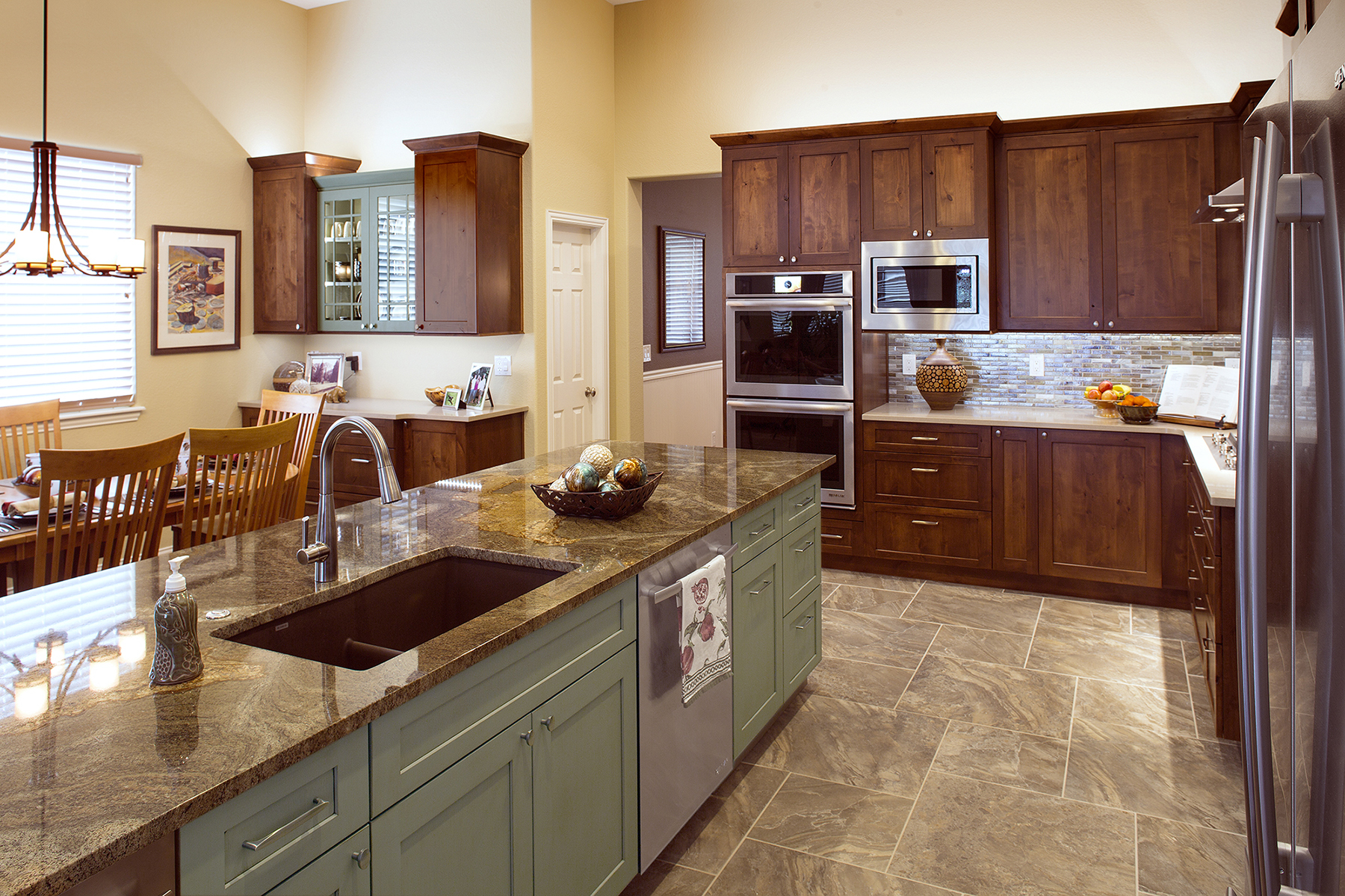 painted islands for kitchens new and improved showplaceevo showplace cabinetry 3574