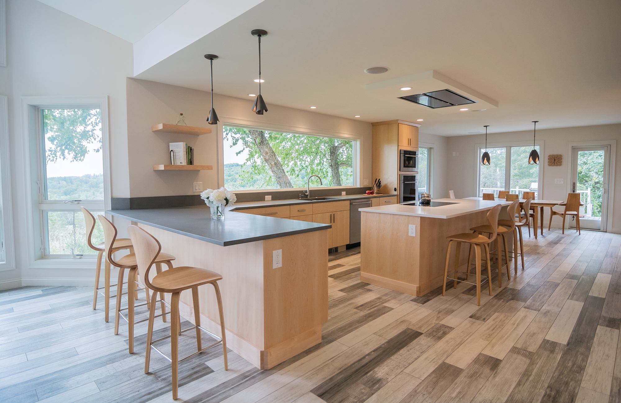 Kitchen Cabinets in Natural Maple by ShowplaceEVO - view 1