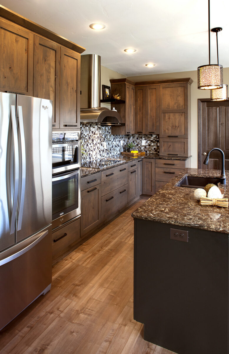 Refined Rustic Showplaceevo Showplace Cabinetry