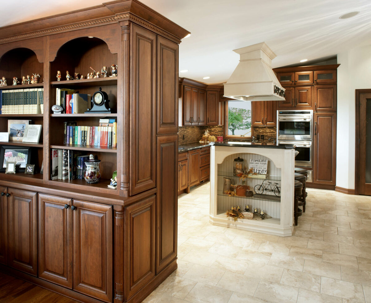 See this elegant heartland kitchen | Showplace Cabinetry