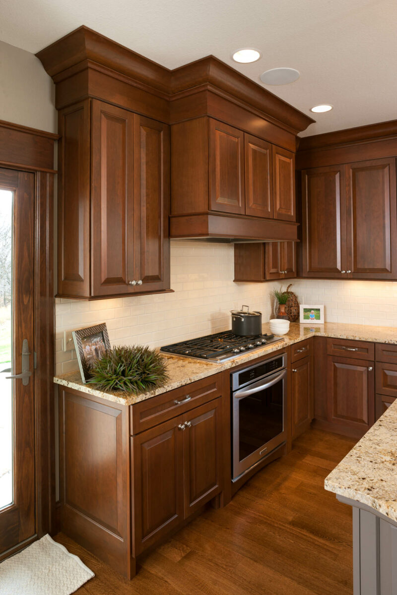 View This Welcoming Kitchen Showplace Cabinetry