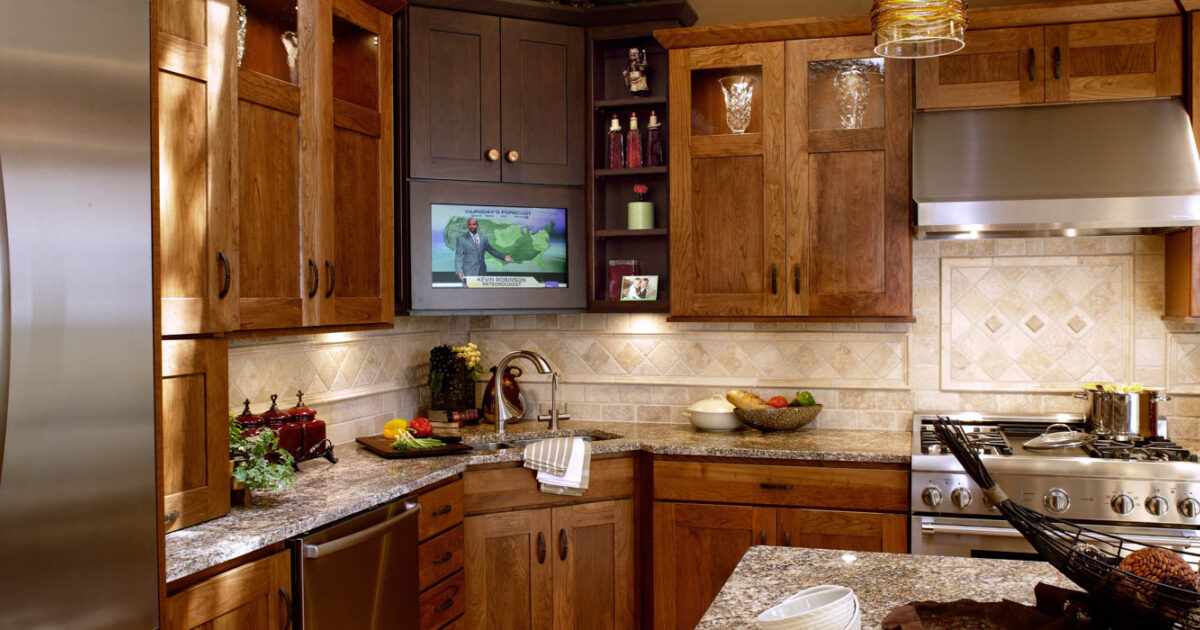 Showplace Kitchen Cabinets