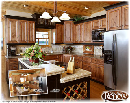 What Is Renew Refacing?