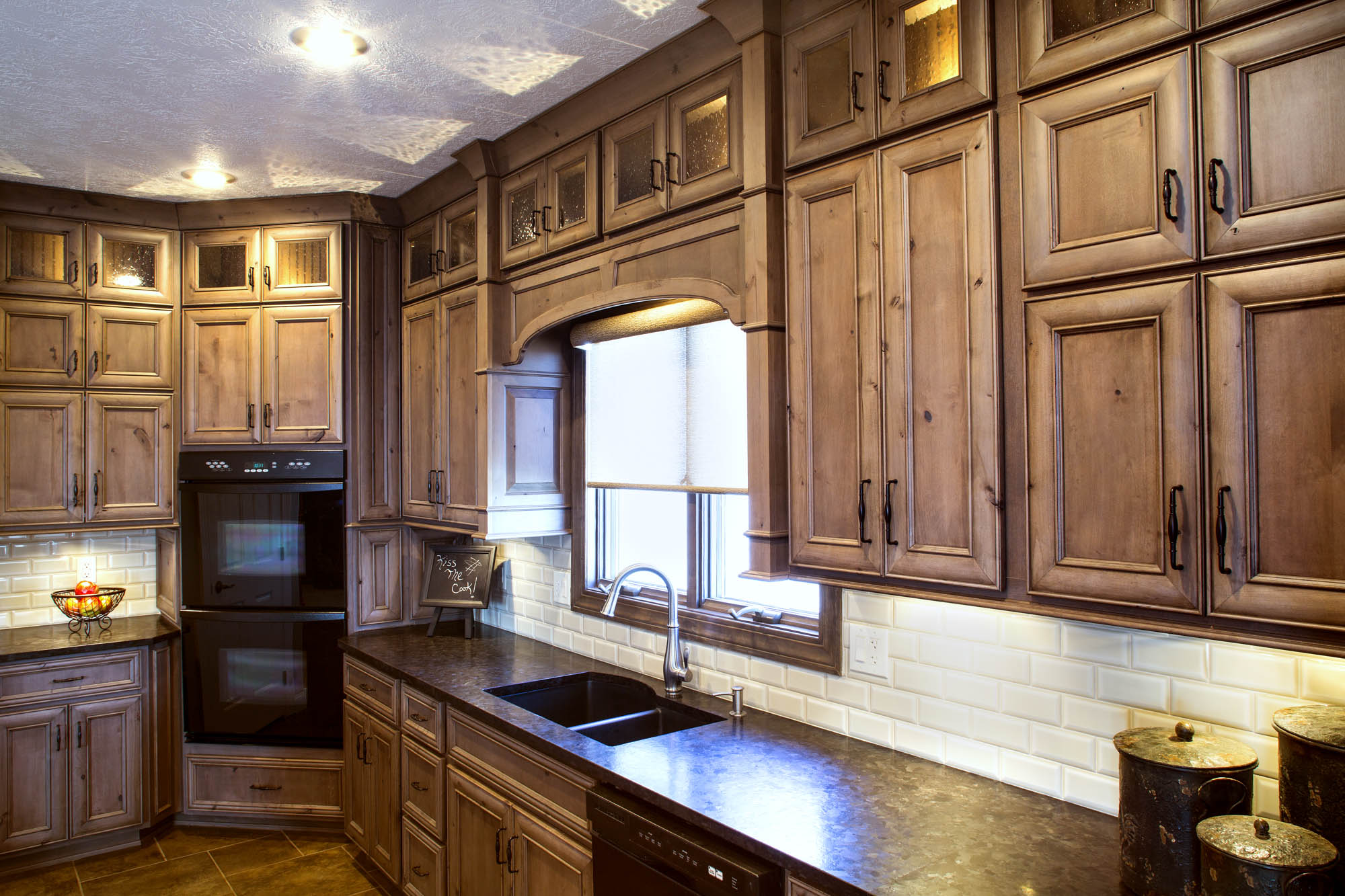 View This Spacious Refaced Kitchen