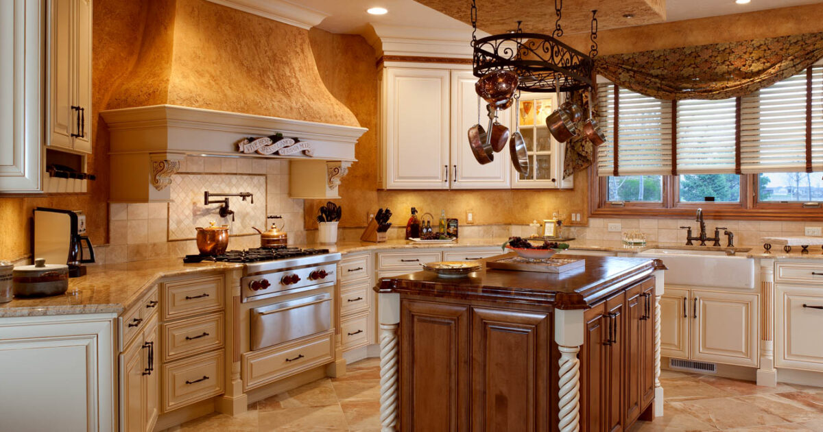 Glazes Showplace Cabinetry