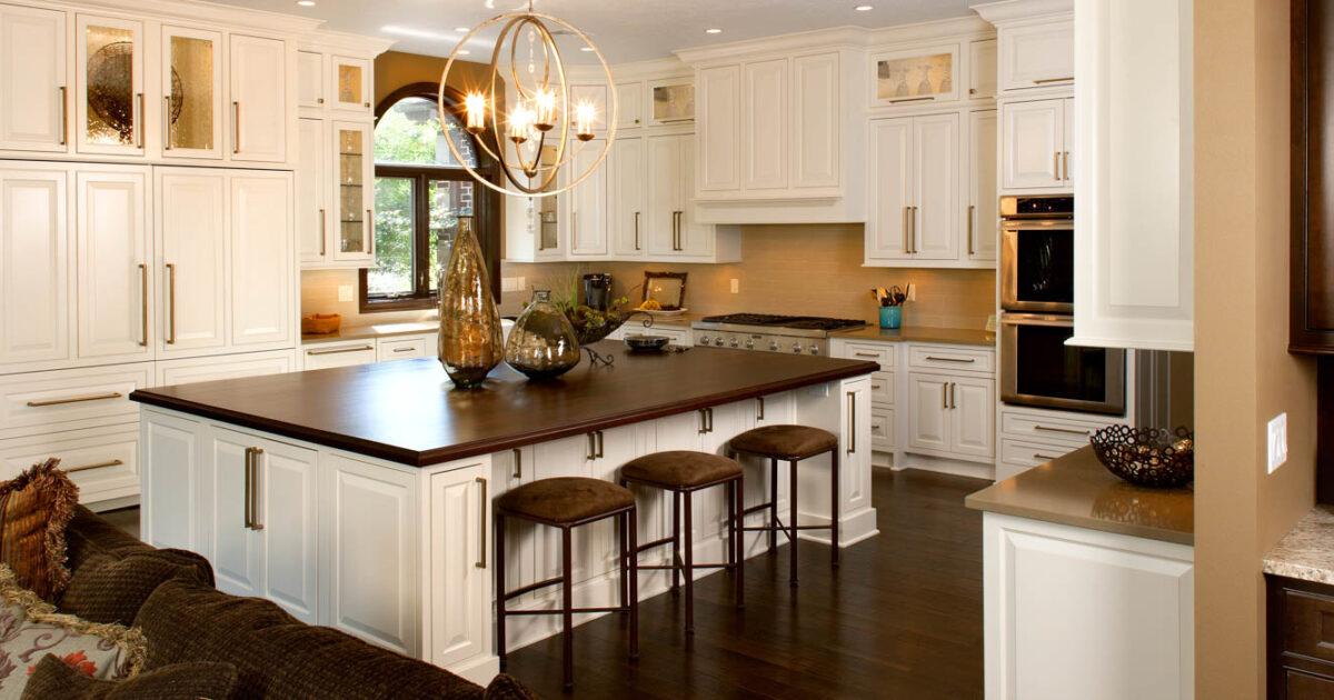 Kitchen Cabinet Islands | Showplace Cabinetry