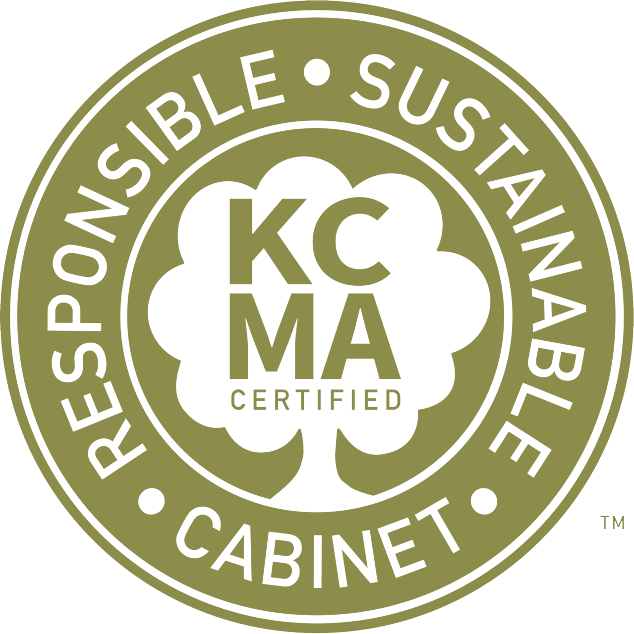 KCMA Environmentally Conscious Certification Badge