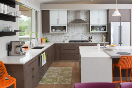 Kitchen Design - Contemporary | Second Place Winner | Gegg Design & Cabinetry | Showplace Cabinetry | view 5