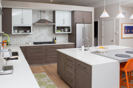 Kitchen Design - Contemporary | Second Place Winner | Gegg Design & Cabinetry | Showplace Cabinetry | view 2