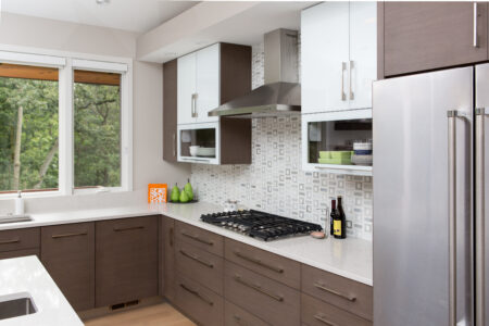 Kitchen Design - Contemporary | Second Place Winner | Gegg Design & Cabinetry | Showplace Cabinetry | view 4