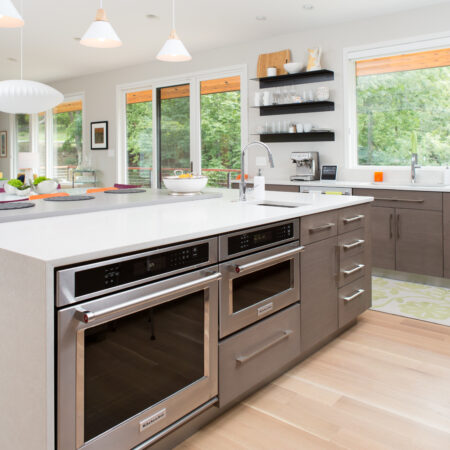 Kitchen Design - Contemporary | Second Place Winner | Gegg Design & Cabinetry | Showplace Cabinetry | view 6