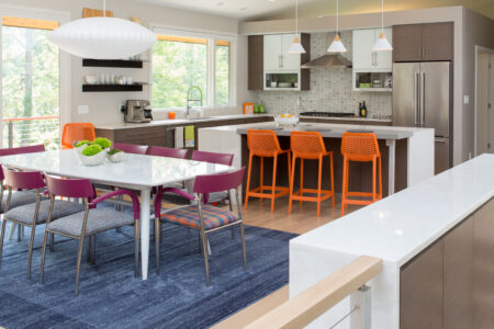 Kitchen Design - Contemporary | Second Place Winner | Gegg Design & Cabinetry | Showplace Cabinetry | view 1