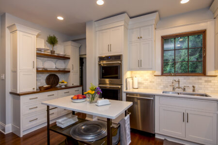 Kitchen Design - Transitional | Second Place Winner | Maile Build, Remodel, & Design | Showplace Cabinetry | view 3
