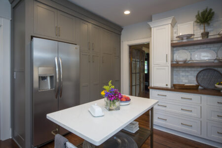 Kitchen Design - Transitional | Second Place Winner | Maile Build, Remodel, & Design | Showplace Cabinetry | view 4
