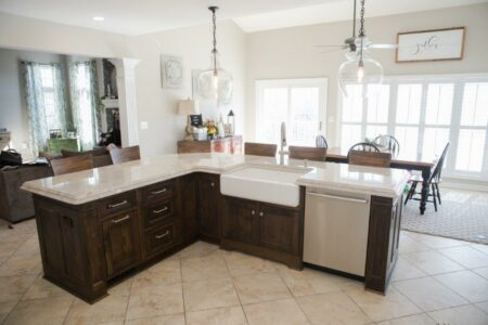 Kitchen Design - Traditional | First Place Winner | The Washington Kitchen Gallery | Showplace Cabinetry | view 3