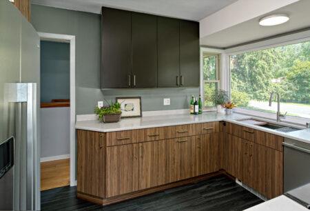 Kitchen Design - Best Small Kitchen Design | First Place Winner | DreamMaker Bath & Kitchen - St. Louis Park, MN | Showplace Cabinetry | view 3