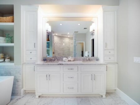 Bath Design - Transitional | Second Place Winner | Complete Kitchen & Bath | Showplace Cabinetry | view 1