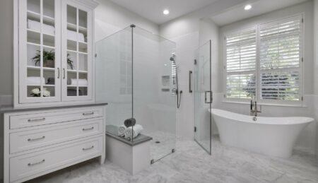 Bath Design - Traditional | Second Place Winner | DreamMaker Bath & Kitchen - Stuart, FL | Showplace Cabinetry | view 1