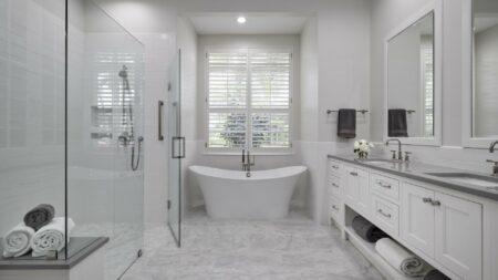 Bath Design - Traditional | Second Place Winner | DreamMaker Bath & Kitchen - Stuart, FL | Showplace Cabinetry | view 2