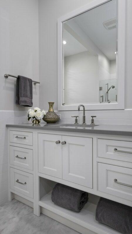 Bath Design - Traditional | Second Place Winner | DreamMaker Bath & Kitchen - Stuart, FL | Showplace Cabinetry | view 3