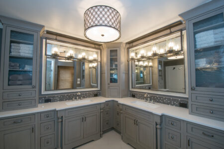 Bath Design - Traditional | Honorable Mention | Eclectic Interiors | Showplace Cabinetry | view 1