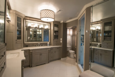 Bath Design - Traditional | Honorable Mention | Eclectic Interiors | Showplace Cabinetry | view 3