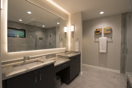 Bath Design - Contemporary | First Place Winner | Showplace Cabinetry | view 1