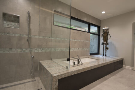 Bath Design - Contemporary | First Place Winner | Showplace Cabinetry | view 2