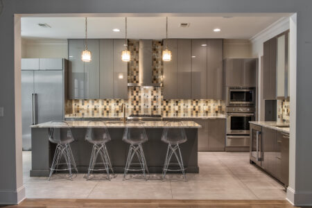 Kitchen Design - Contemporary | Honorable Mention | Eclectic Interiors | Showplace Cabinetry | view 1