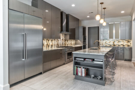 Kitchen Design - Contemporary | Honorable Mention | Eclectic Interiors | Showplace Cabinetry | view 2