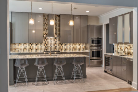 Kitchen Design - Contemporary | Honorable Mention | Eclectic Interiors | Showplace Cabinetry | view 4