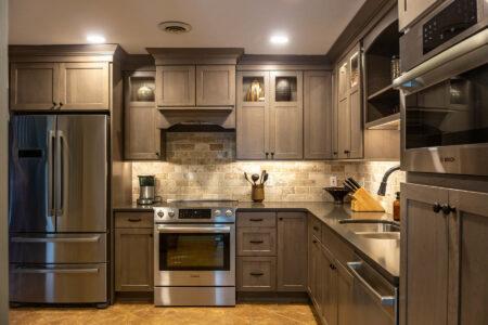 Kitchen Design - Best Small Kitchen Design | Honorable Mention | Davis Kitchen & Tile | Showplace Cabinetry | view 1