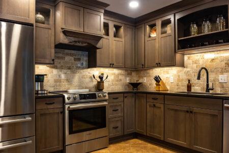 Kitchen Design - Best Small Kitchen Design | Honorable Mention | Davis Kitchen & Tile | Showplace Cabinetry | view 2