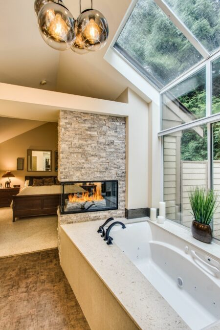 Bath Design - Contemporary | Second Place Winner | DreamMaker Bath & Kitchen - Bellingham, WA​ | Showplace Cabinetry | view 3