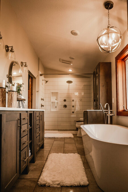 Bath Design - Traditional | First Place Winner | Central City Lumber | Showplace Cabinetry | view 1