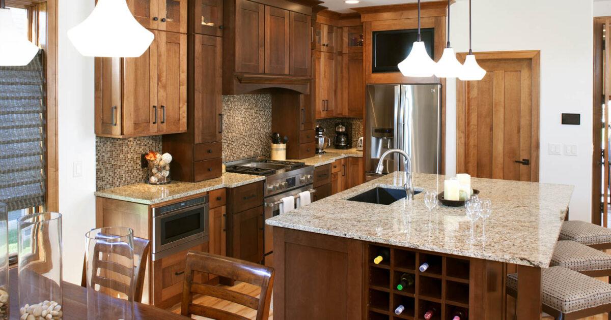 L Shaped Vs U Kitchens