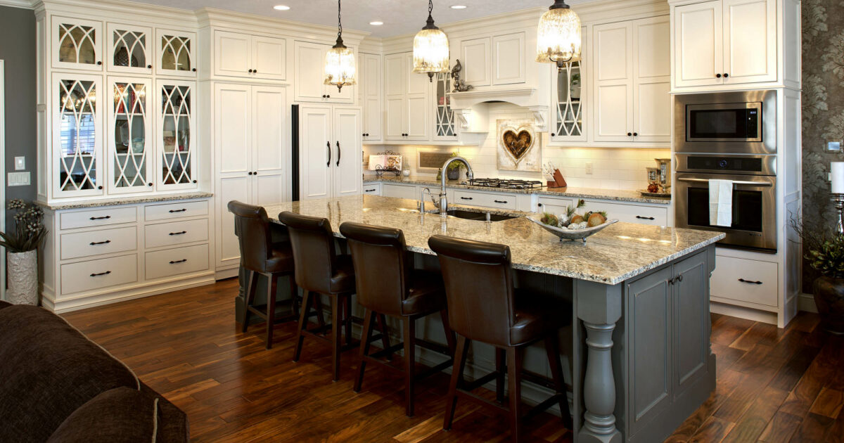 Kitchen Cabinet Islands Showplace Cabinetry