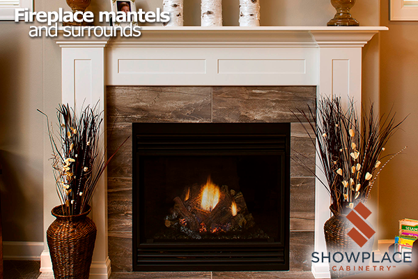 fireplace mantels and surrounds showplace cabinetry rh showplacecabinetry com pictures of slate fireplace surrounds pictures of gas fireplace surrounds